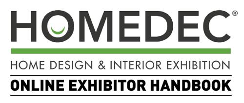 HOMEDEC - Online Exhibitor Handbook